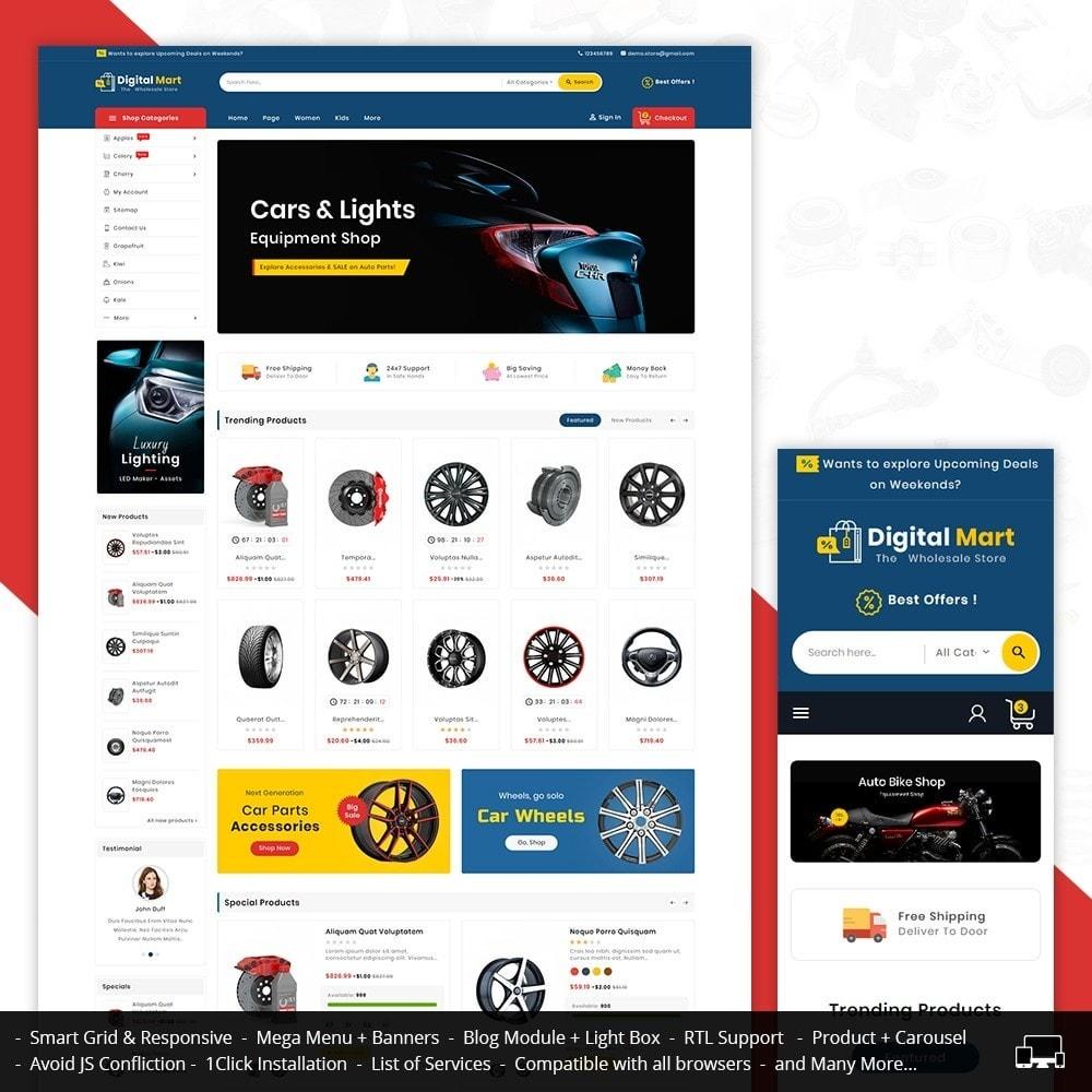 Digital Mart Auto Parts
