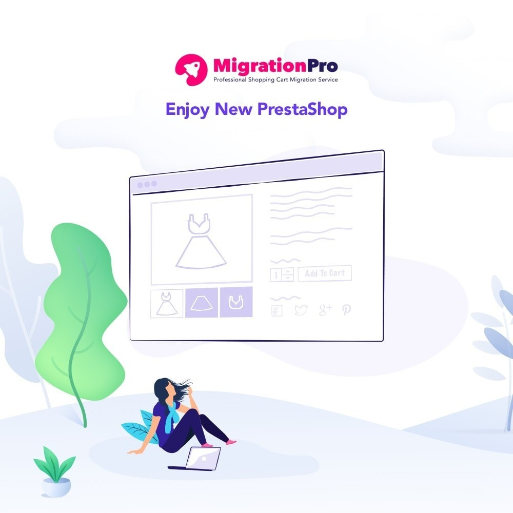 module - Migração de Dados & Registro - MigrationPro: Jigoshop to PrestaShop Migration tool - 6