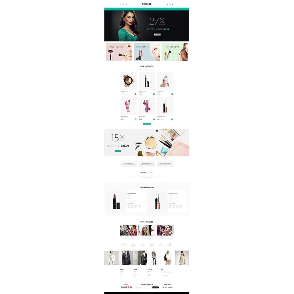 theme - Health & Beauty - Fashion Z-Store - 2