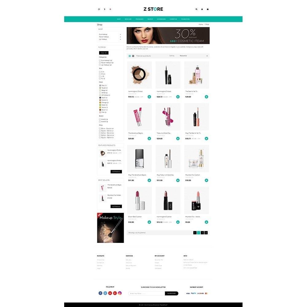 theme - Health & Beauty - Fashion Z-Store - 3