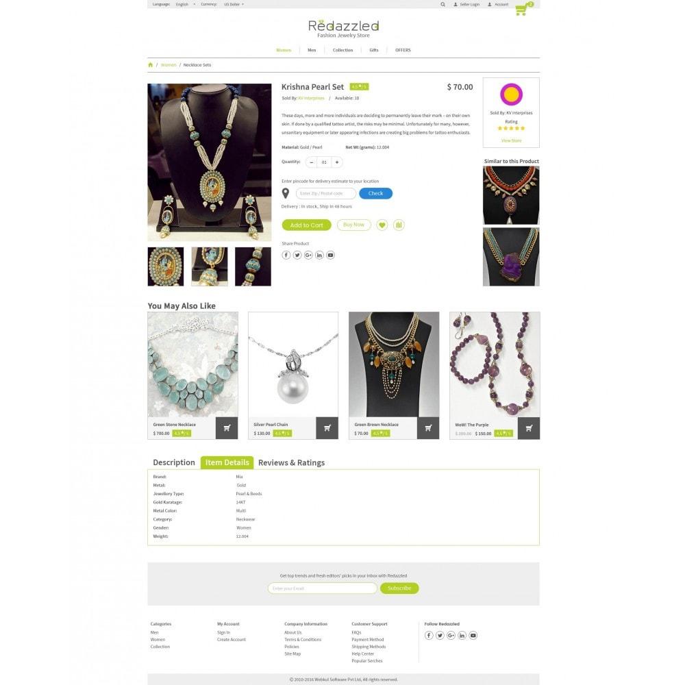 theme - Jewelry & Accessories - Redazzled Fashion Jewelry Store - 15
