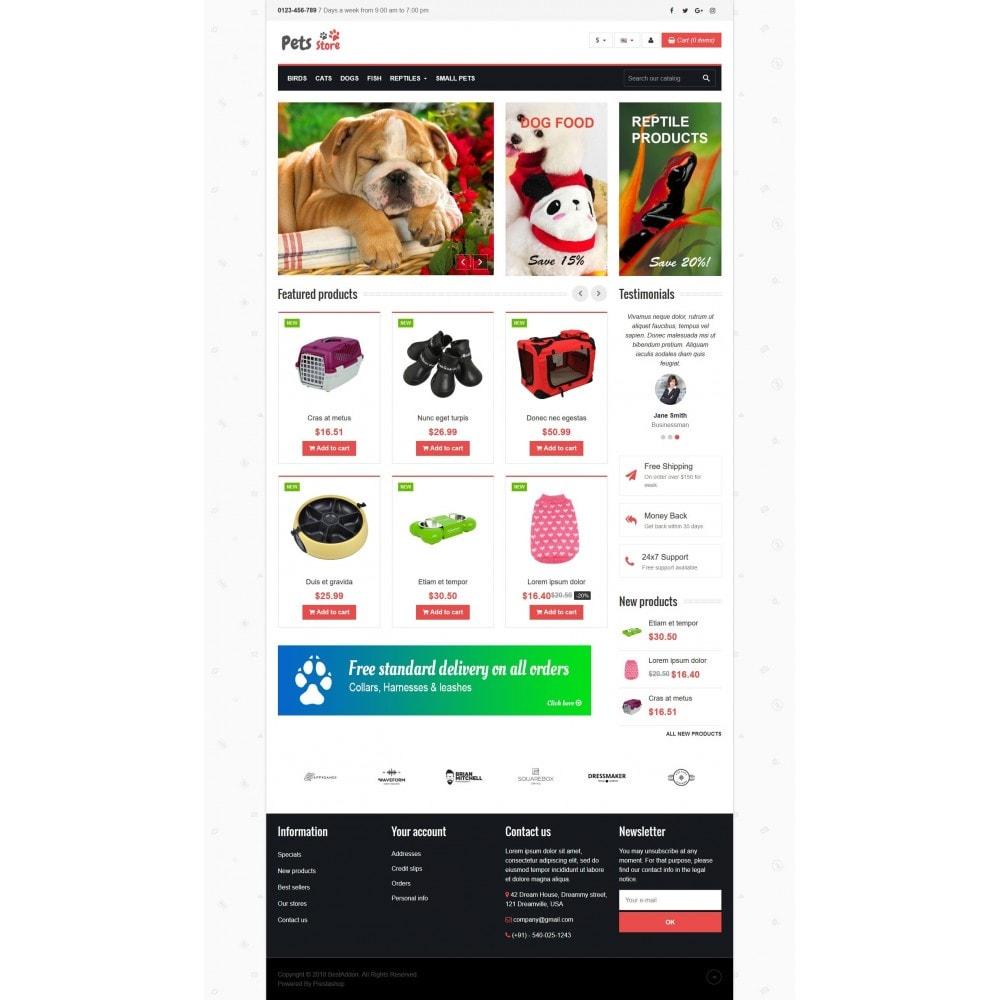 VP_Pets Store