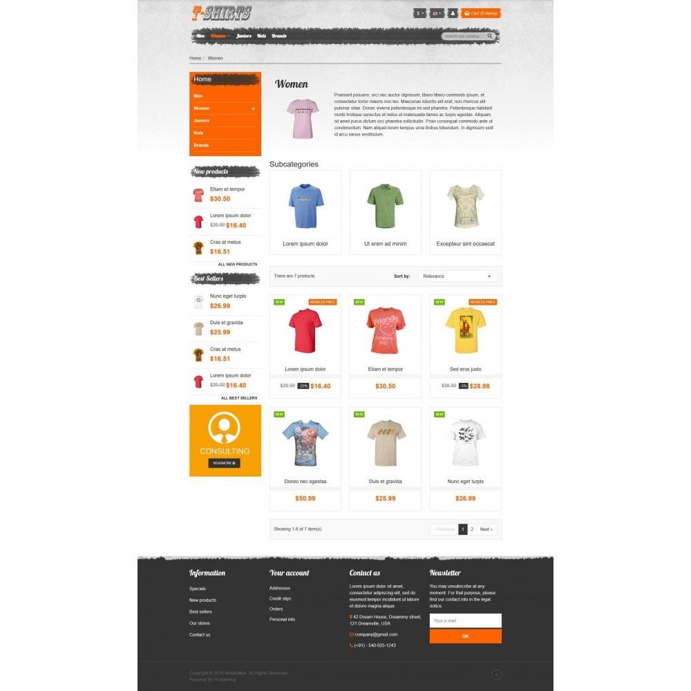 theme - Fashion & Shoes - VP_T-Shirts - Page Builder - 3