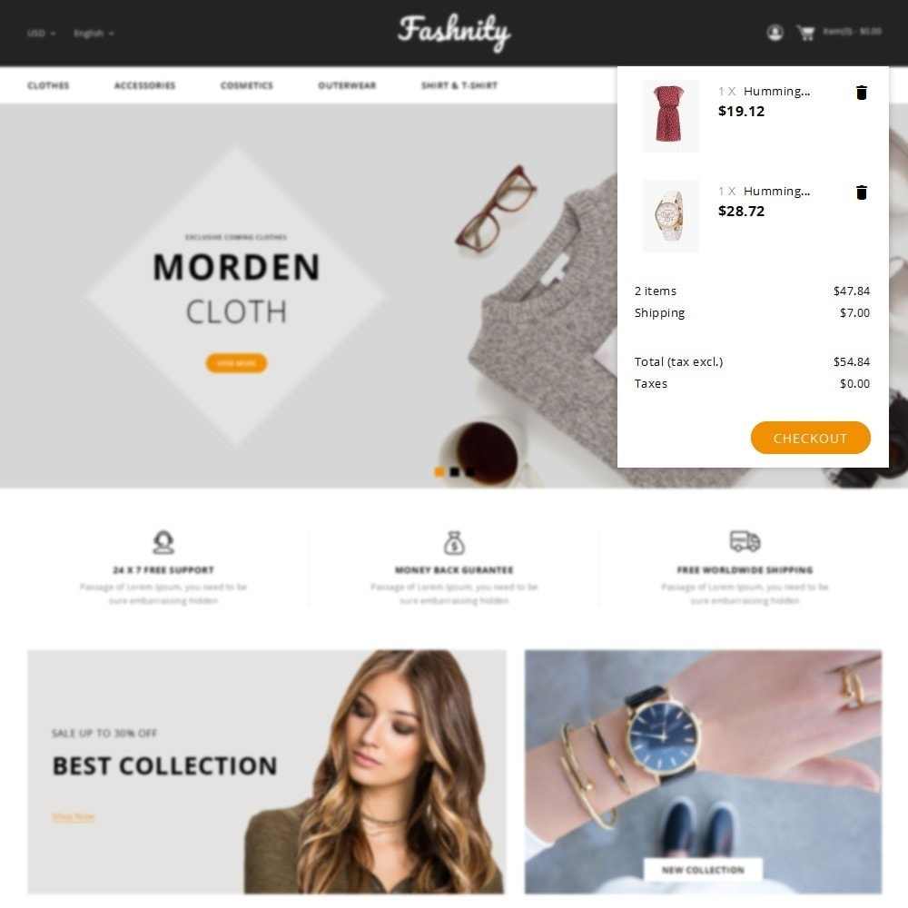 theme - Moda & Calçados - Fashinity Fashion Store - 8