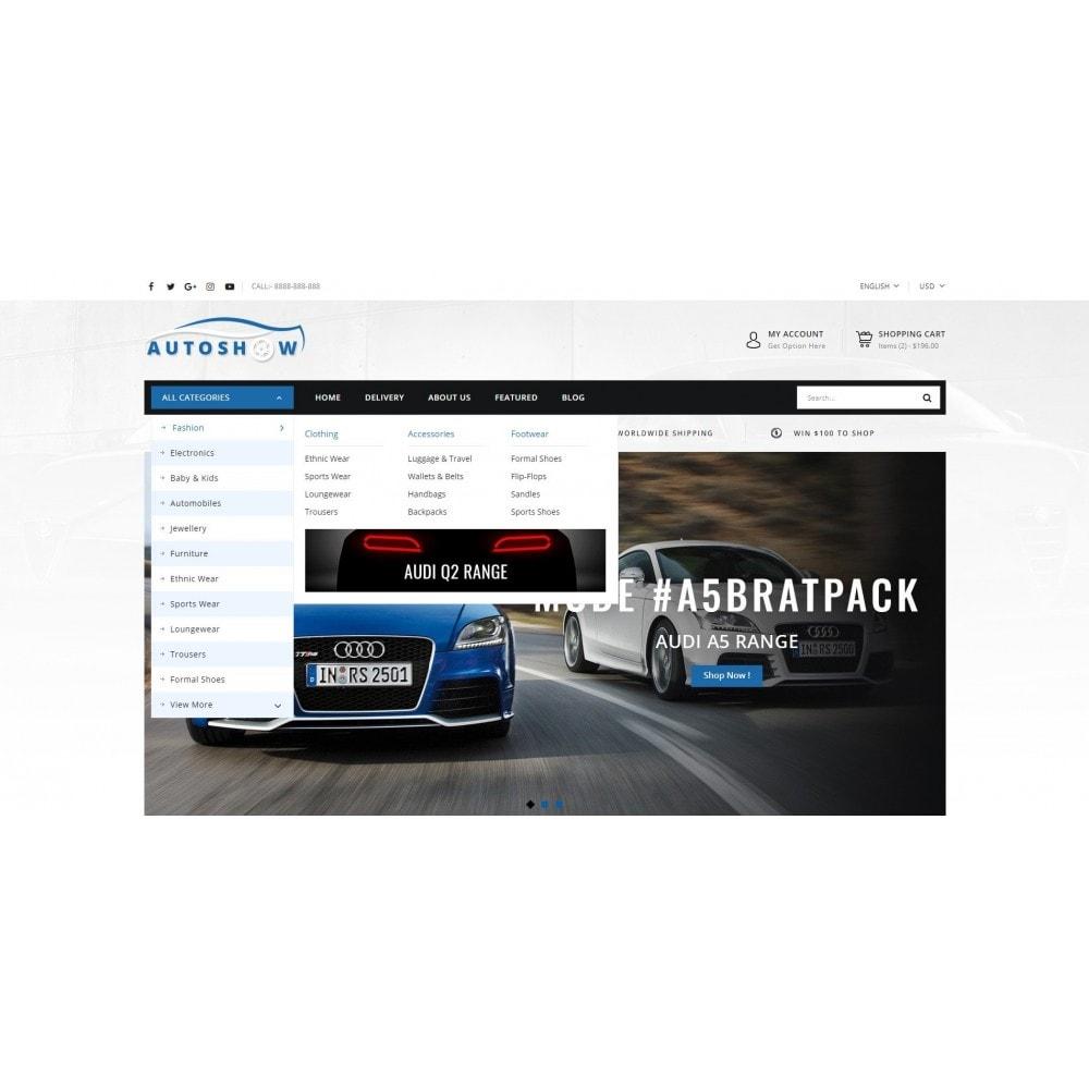 theme - Automotive & Cars - Auto Parts Store - 8