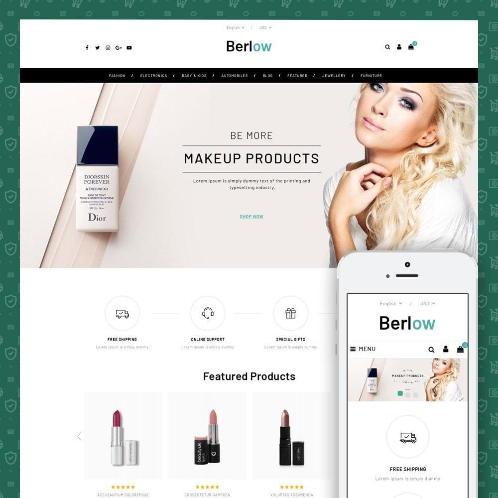 theme - Santé & Beauté - Berlow - Beauty Store - 1