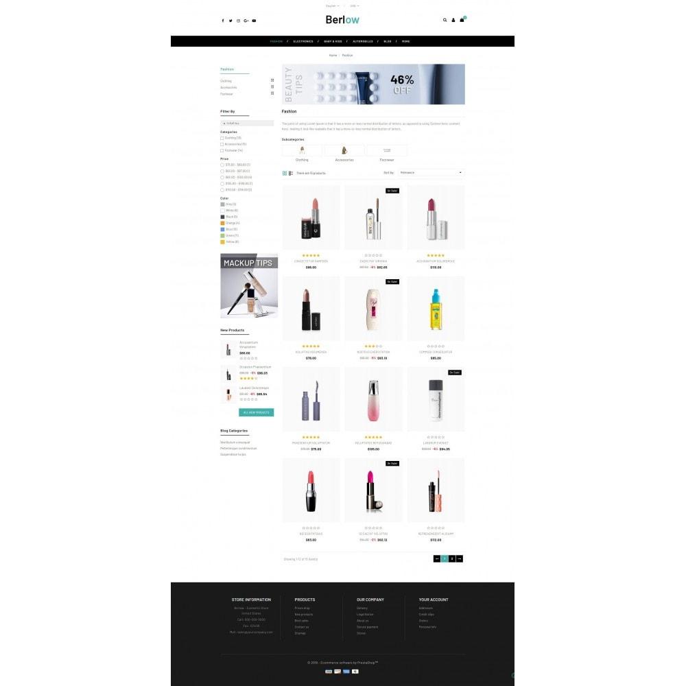 Berlow - Beauty Store