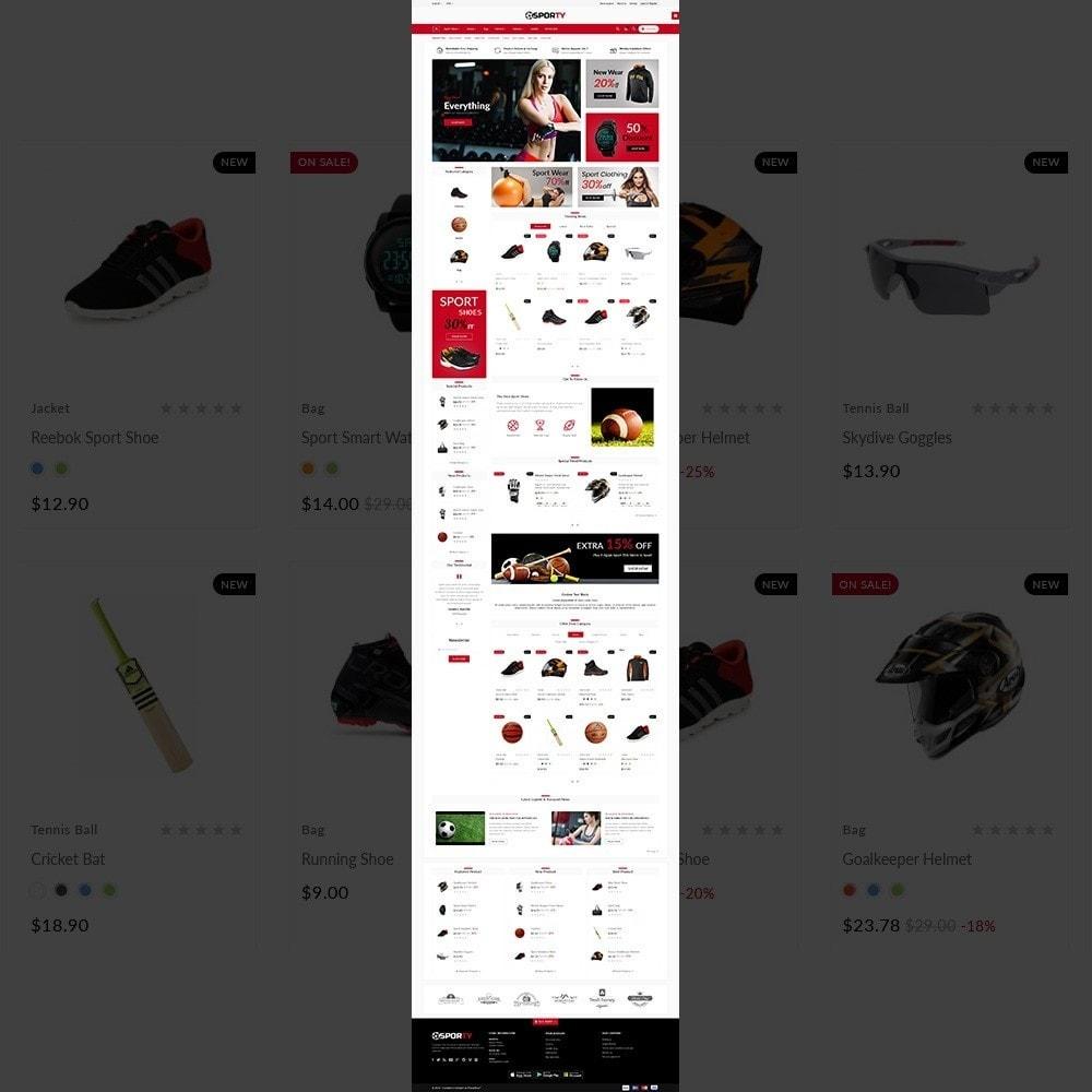 Sporty -Multi Sport Store