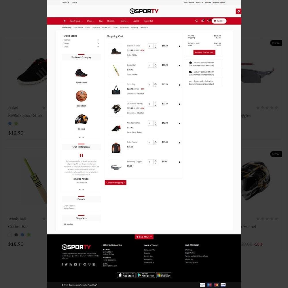 theme - Sport, Attività & Viaggi - Sporty Gym–Sport Multi Store - 4