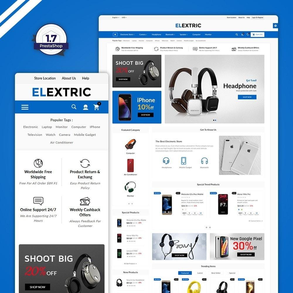 Elextric –Electronics Mega Shop