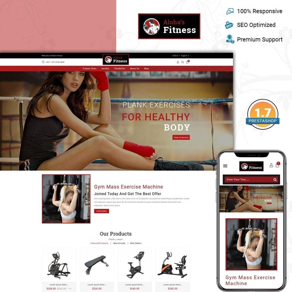 Aloha - Fitness Store
