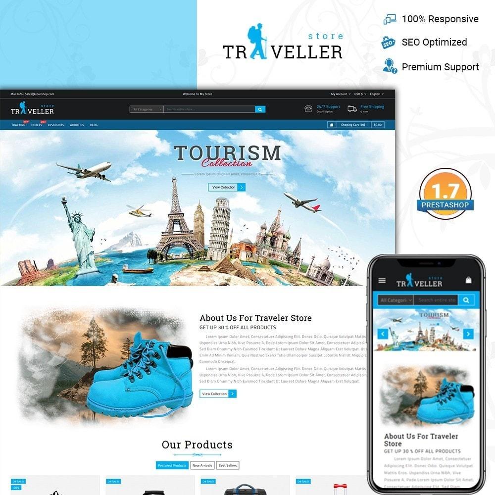 Traveller - Travel Store