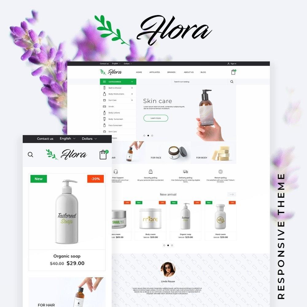 Flora Cosmetics