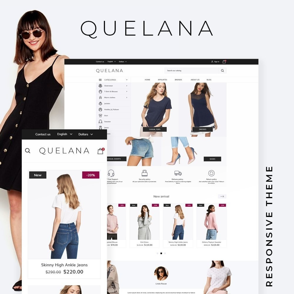 Quelana Fashion Store