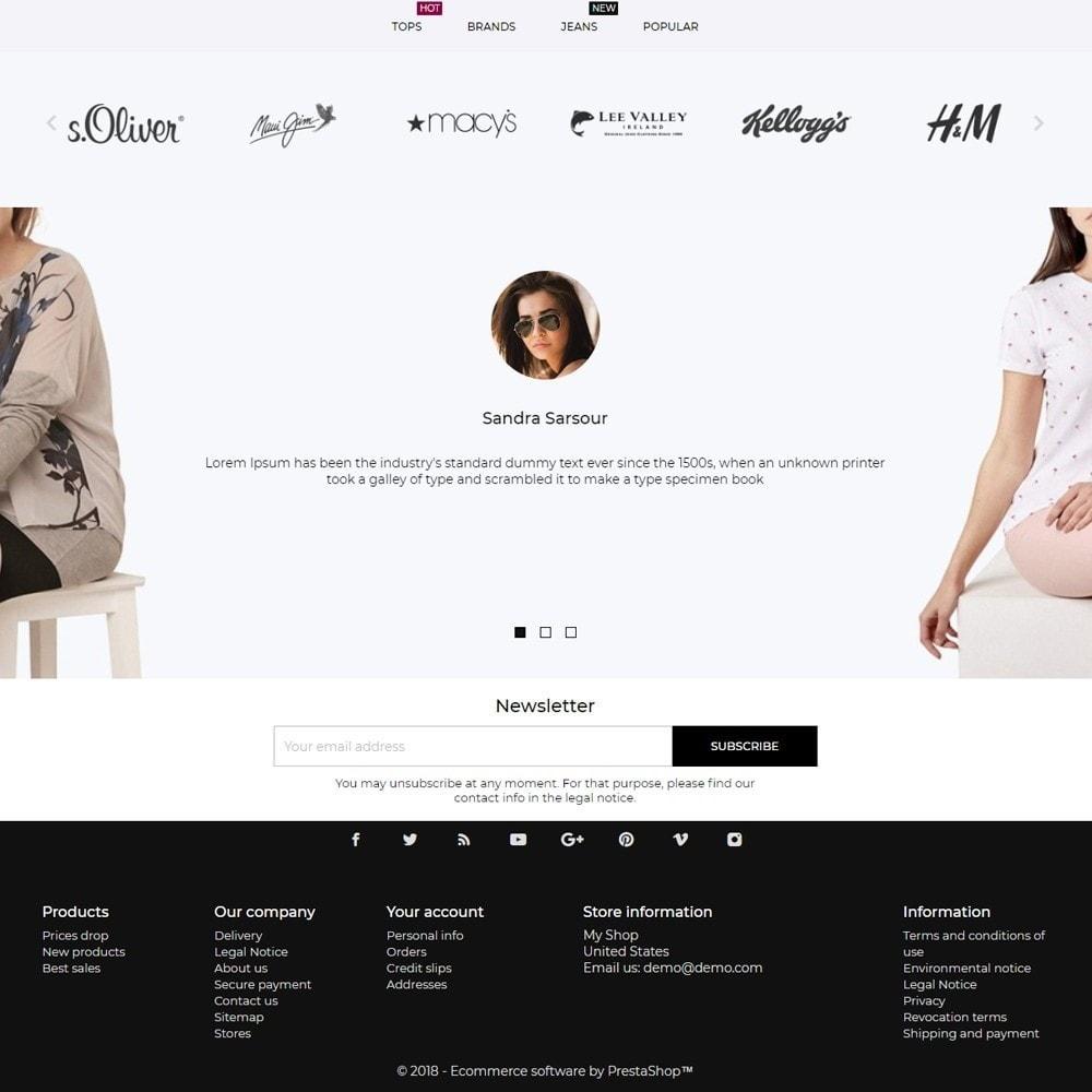 theme - Fashion & Shoes - Quelana Fashion Store - 4