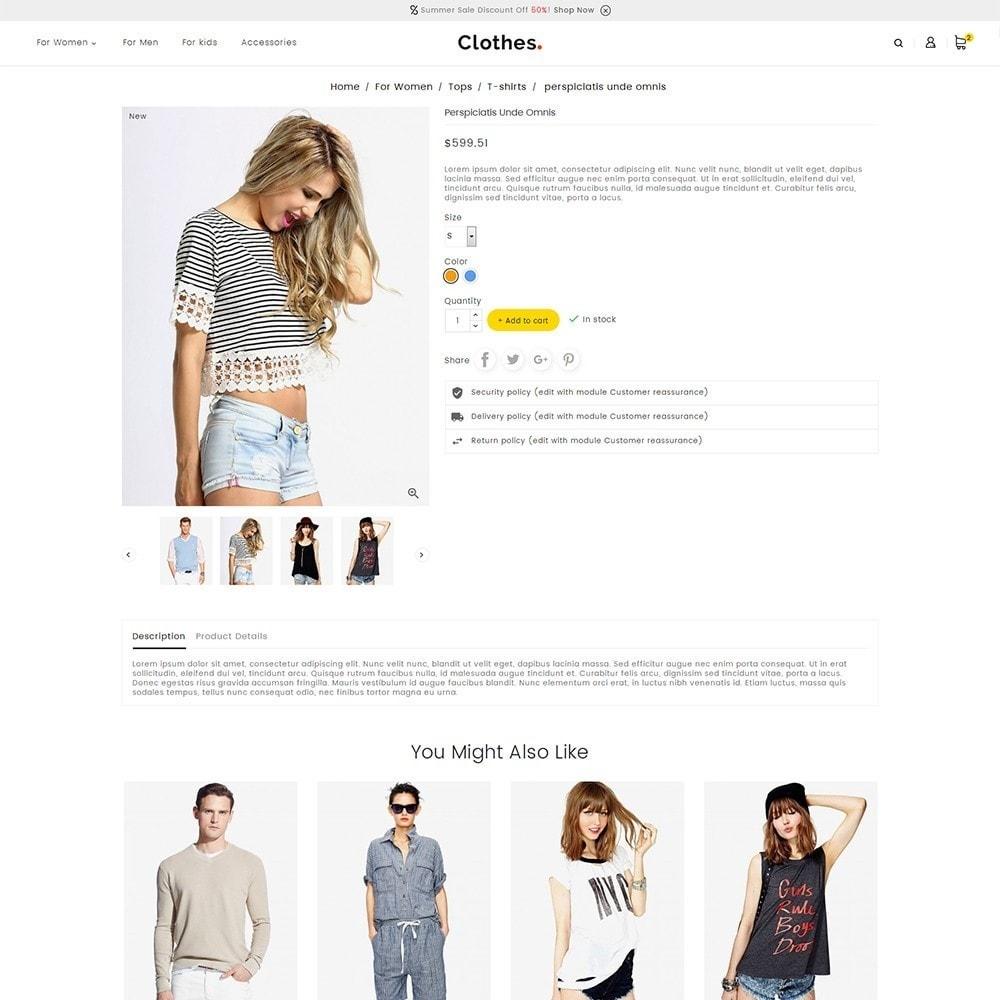 theme - Moda & Calçados - Fashion Clothes - 6