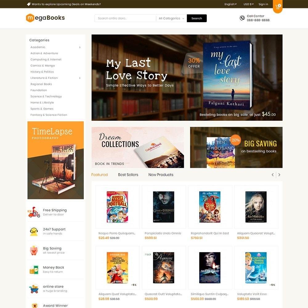Mega Books Store
