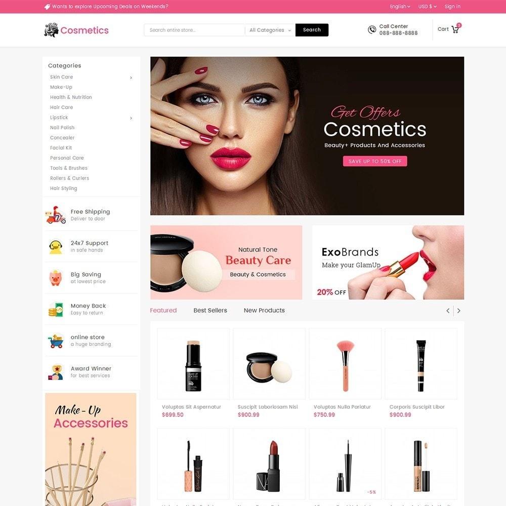 Mega Cosmetics