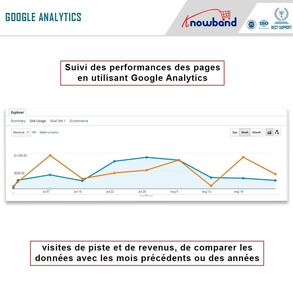 module - Produits sur Facebook & réseaux sociaux - Intégrateur de boutique sociale - 3