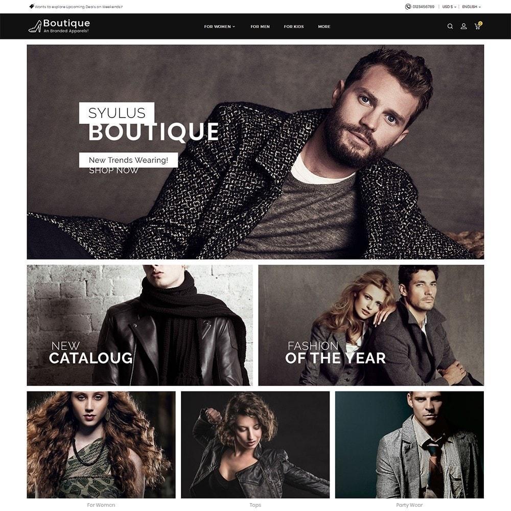 Boutique Fashion Light