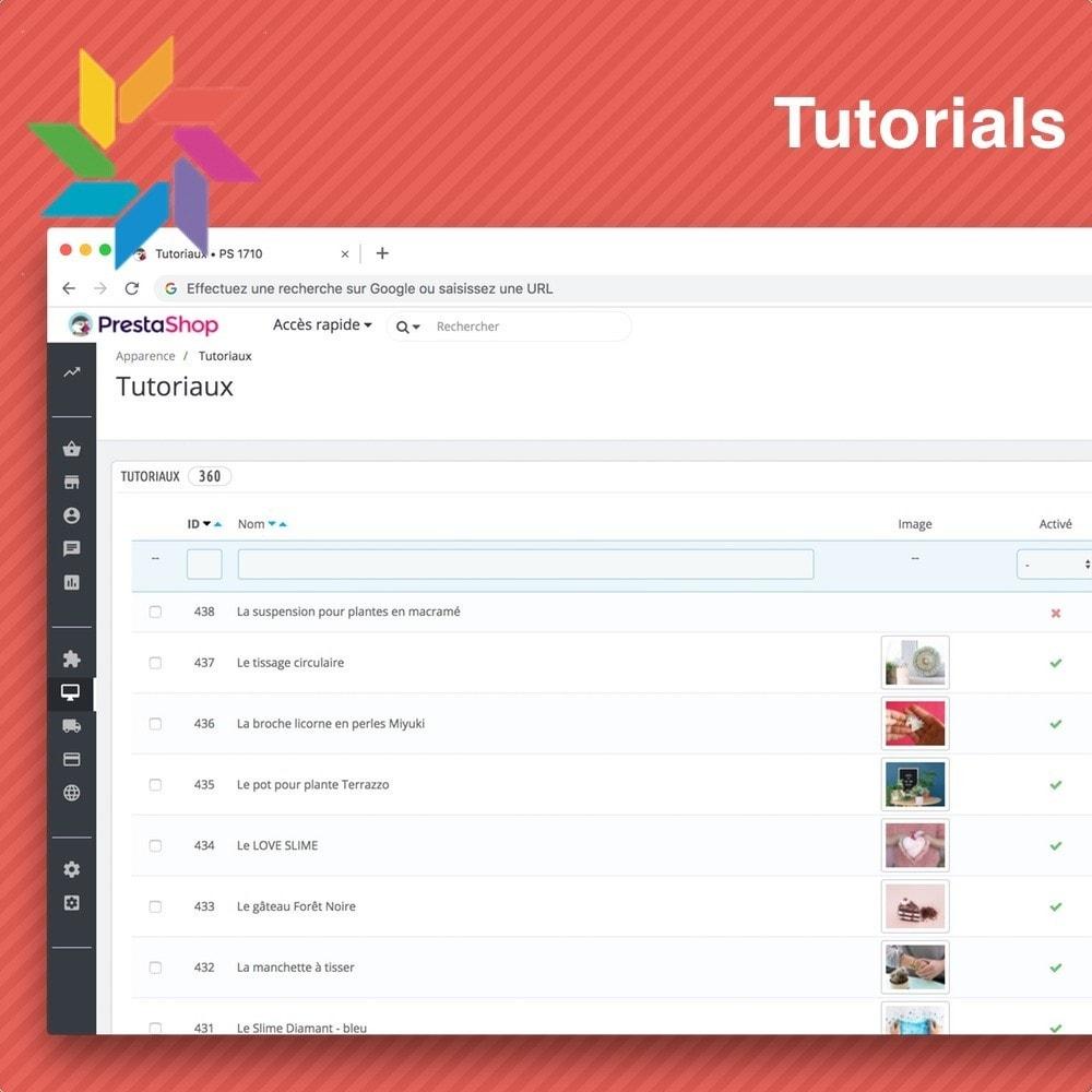 module - Blog, Forum & Nieuws - Tutorials - 4