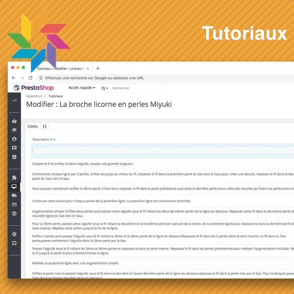module - Blog, Forum & Actualités - Tutoriels - 6