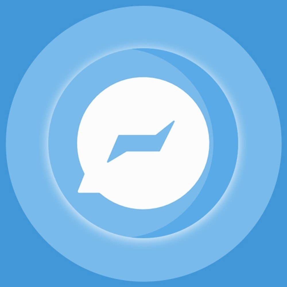 module - Supporto & Chat online - Knowband- Social Messenger, Live Chat Support - 1