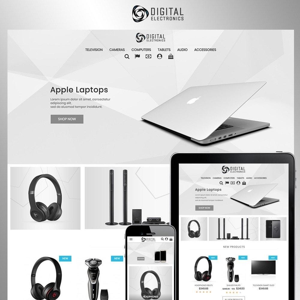 theme - Electrónica e High Tech - Digital Electronics Store - 1