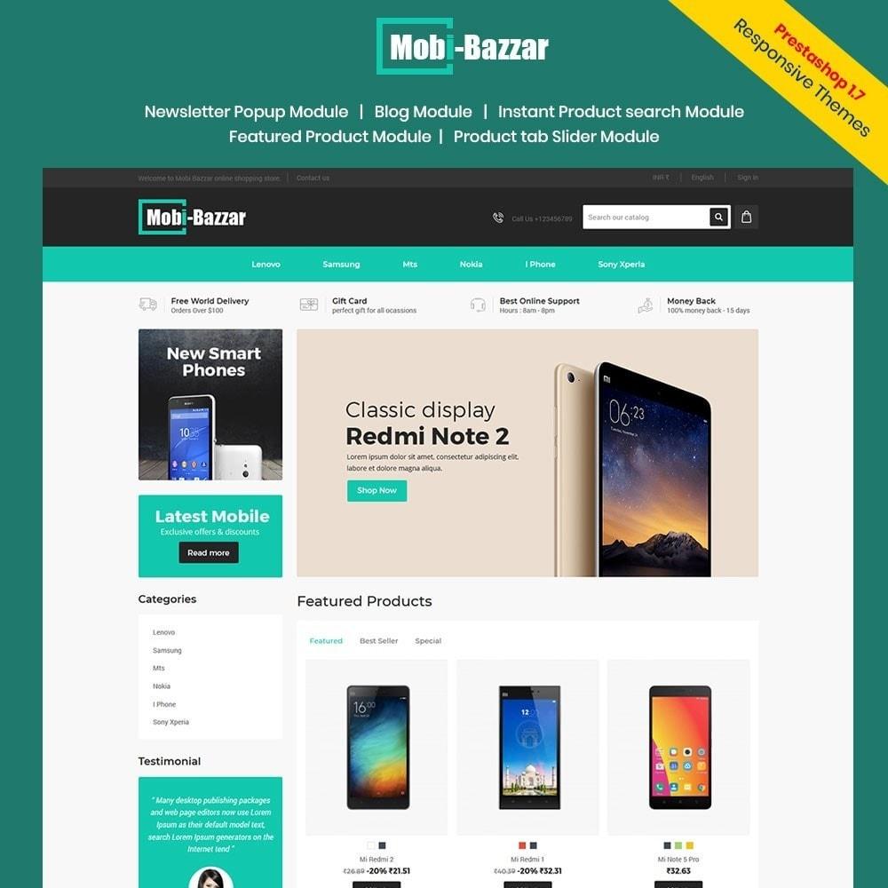 Mobibazzar  Electronics Store