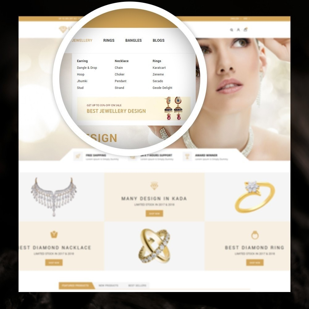 theme - Schmuck & Accesoires - Lucky - The Jewelry shop - 7