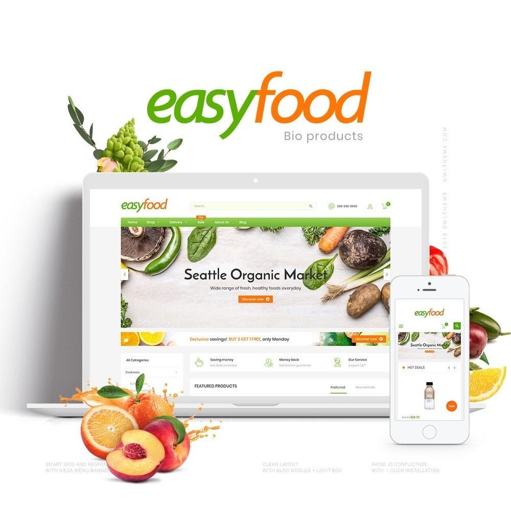 EasyFood Store