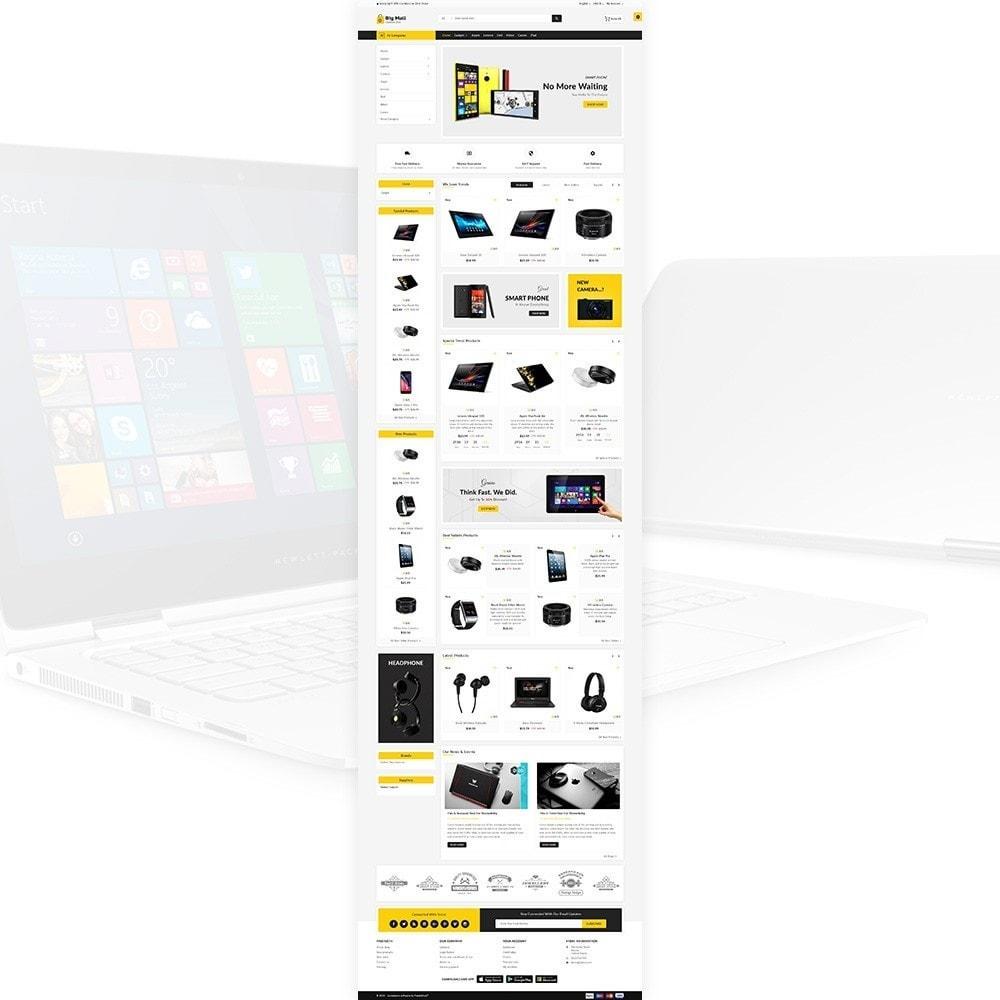 theme - Electronics & Computers - Big Mall – The Electronic Shop - 2
