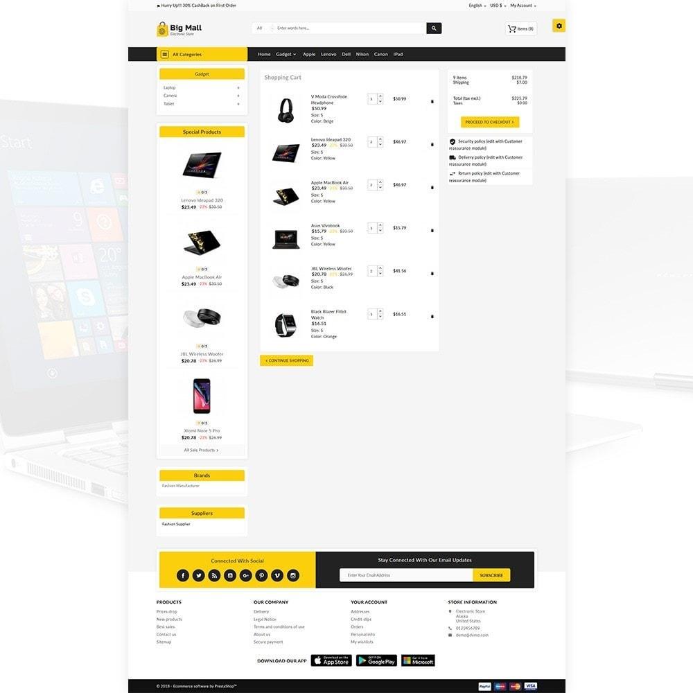 theme - Electronics & Computers - Big Mall – The Electronic Shop - 5