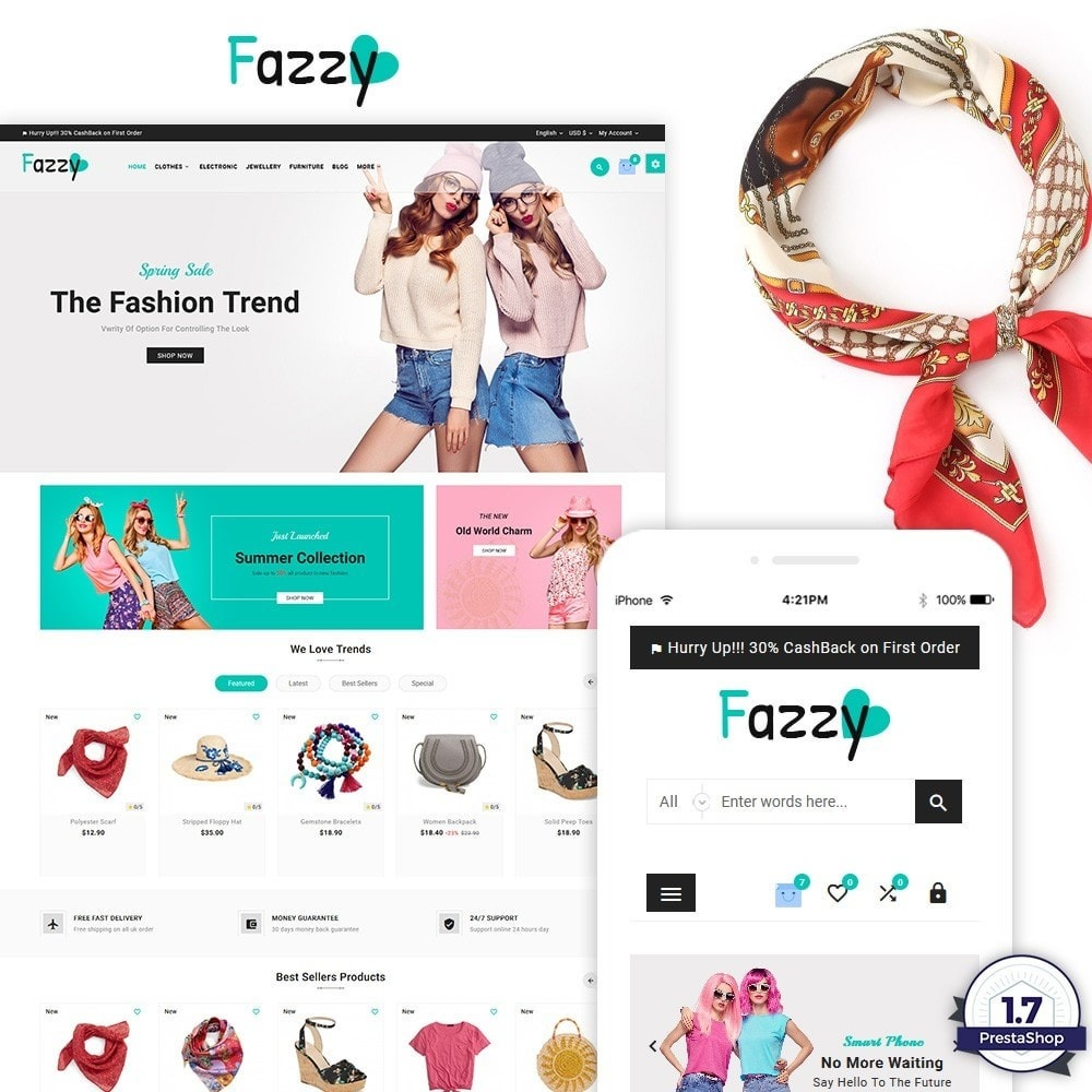 Stylish Fazzy - The Fashion Store