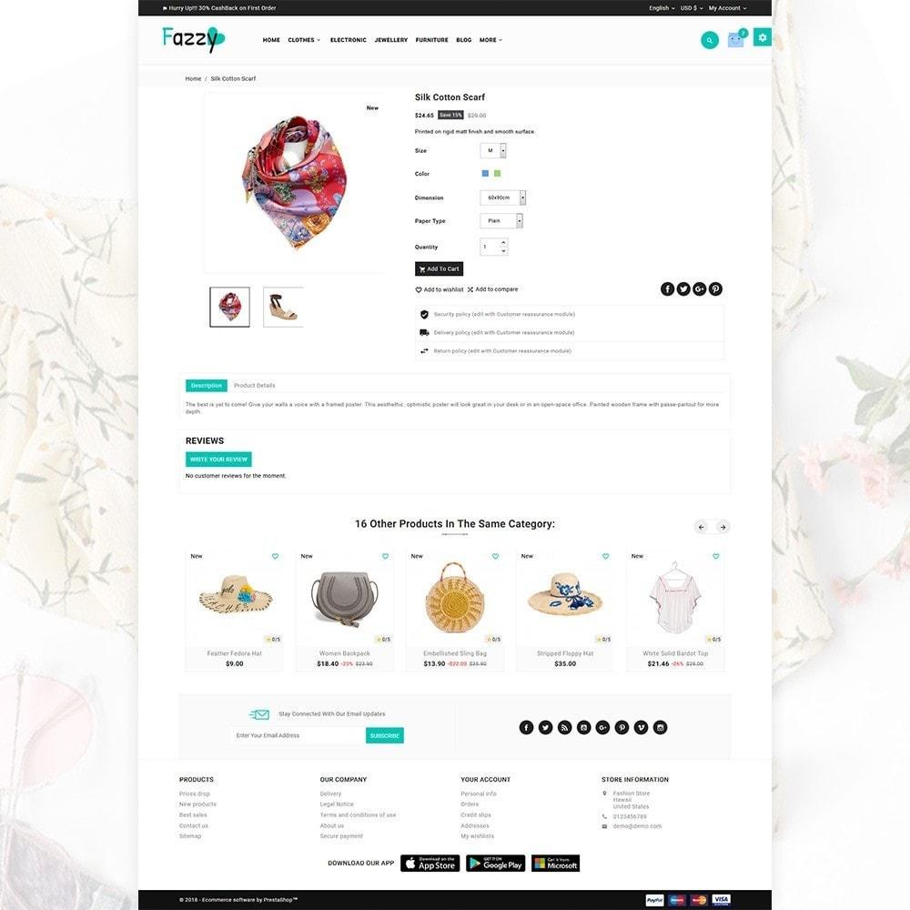 theme - Fashion & Shoes - Stylish Fazzy – The Fashion Store - 4