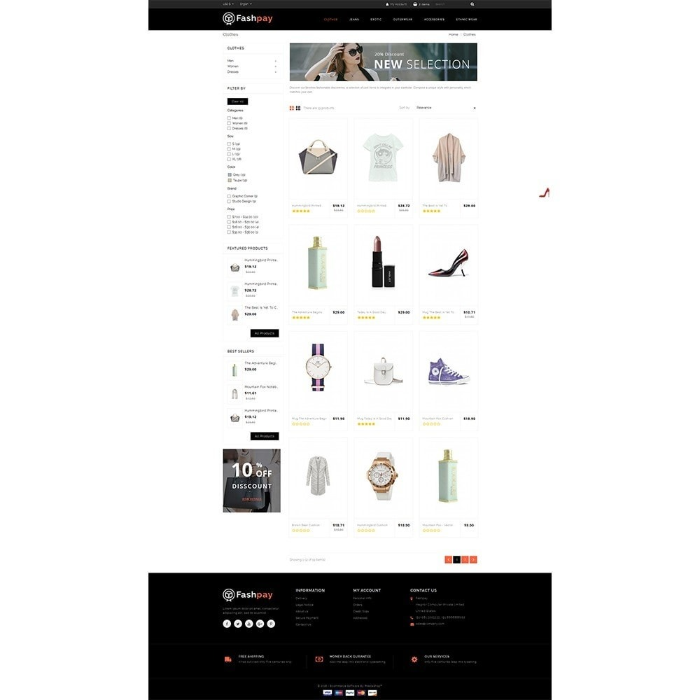 Fashpay Fashion Store