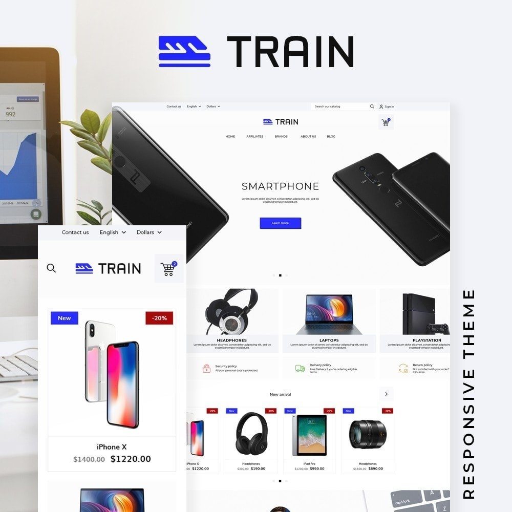 Train - High-tech Shop