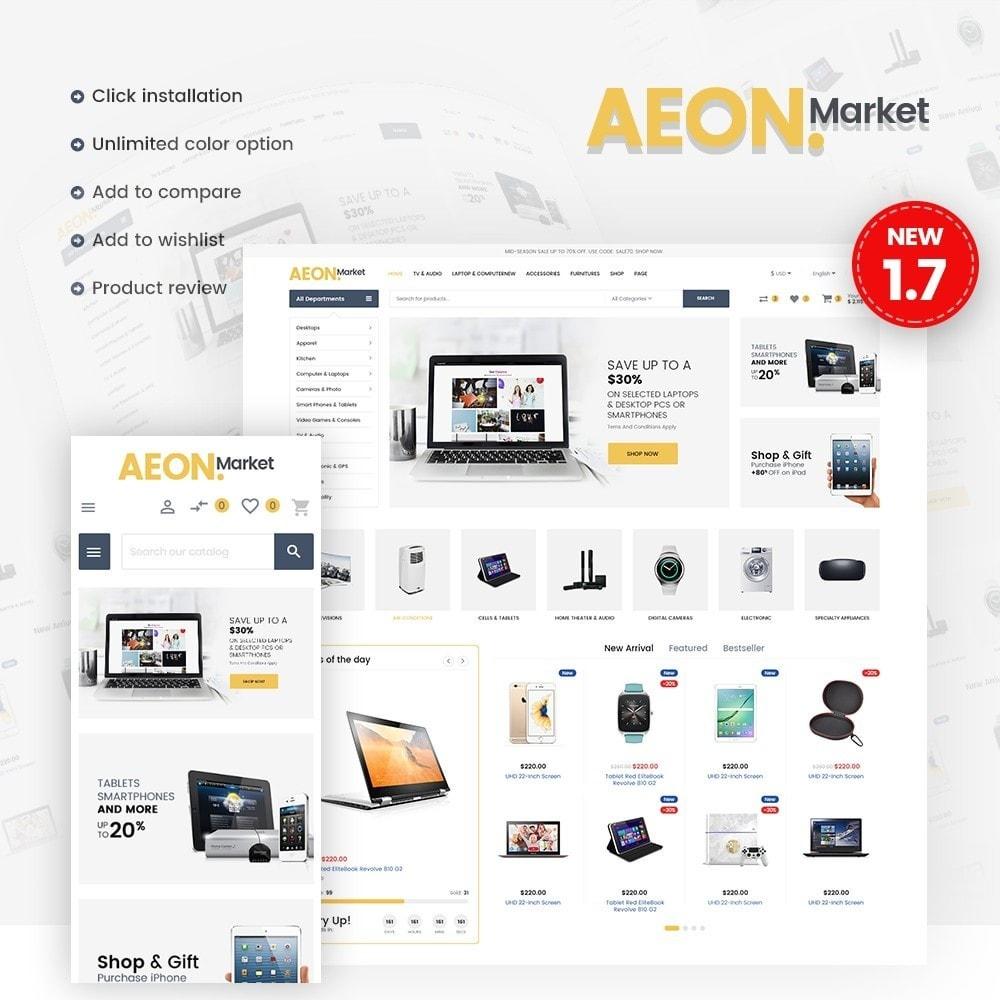 AEON Supermarket Store