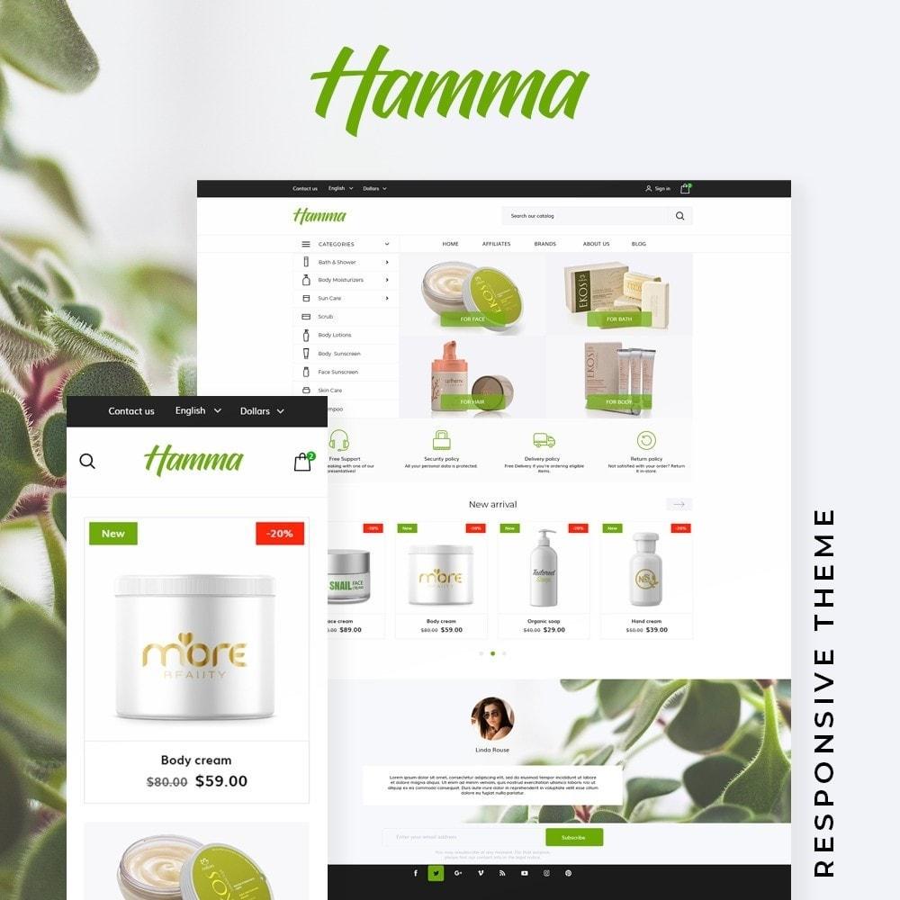 Hamma Cosmetics