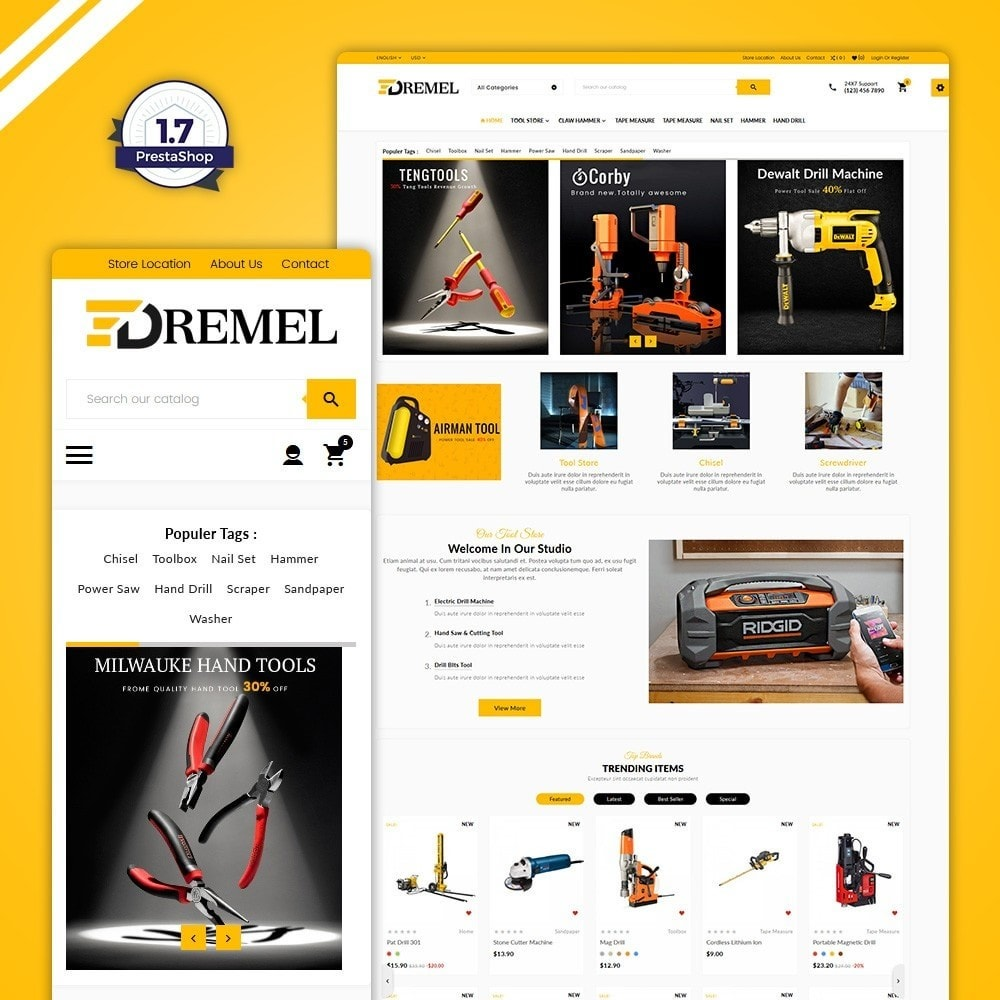 Dremel - Mega Tools Shop