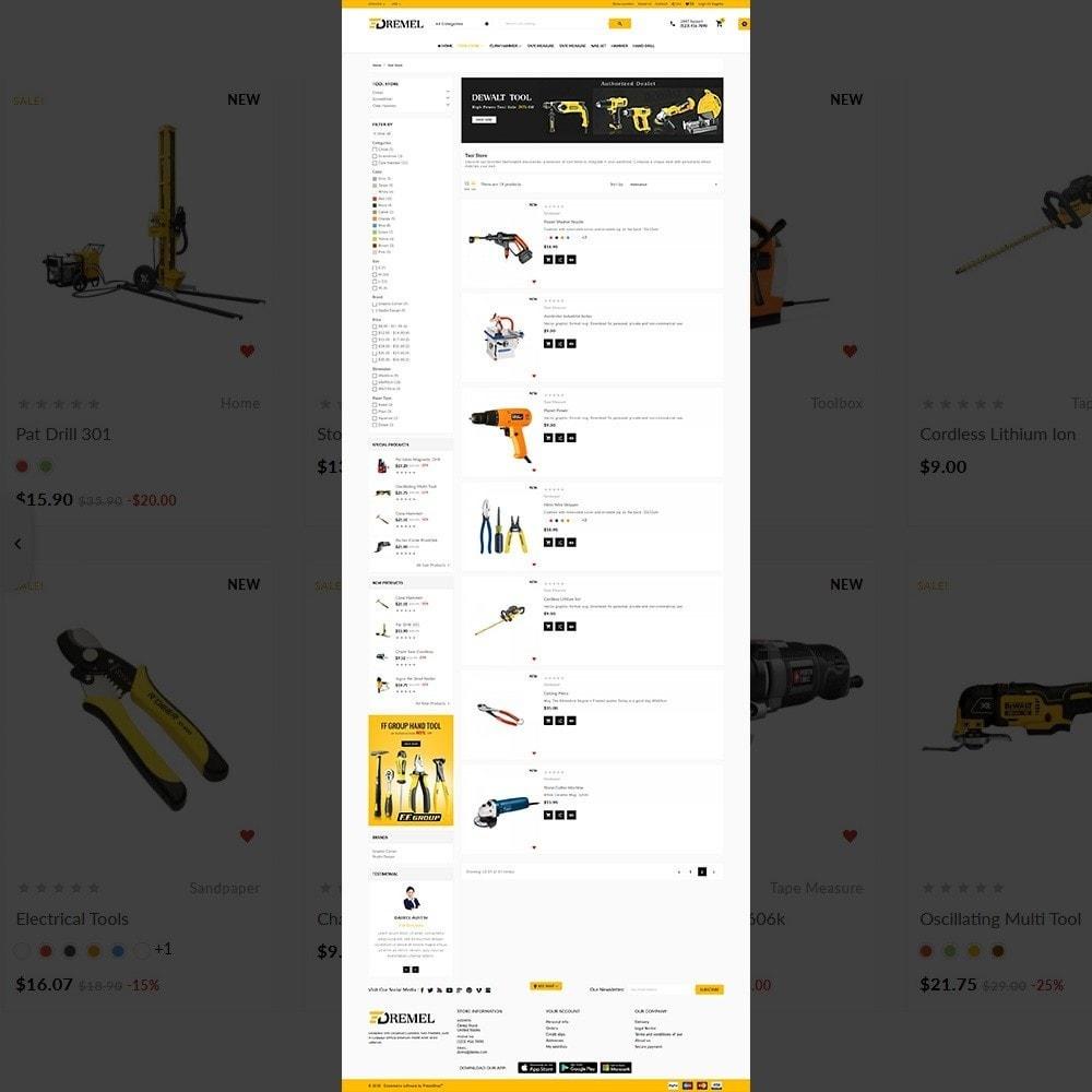 theme - Automotive & Cars - Dremel – Mega Tools Shop - 3