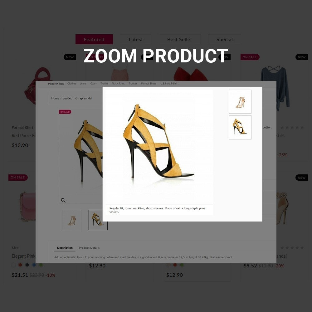 theme - Fashion & Shoes - The Style –Fashion Store - 6