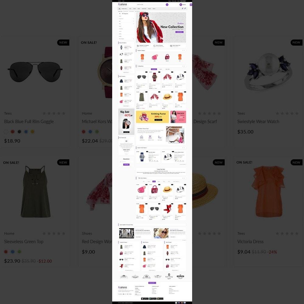 theme - Fashion & Shoes - The Fashona – Fashion Mega Mall - 2