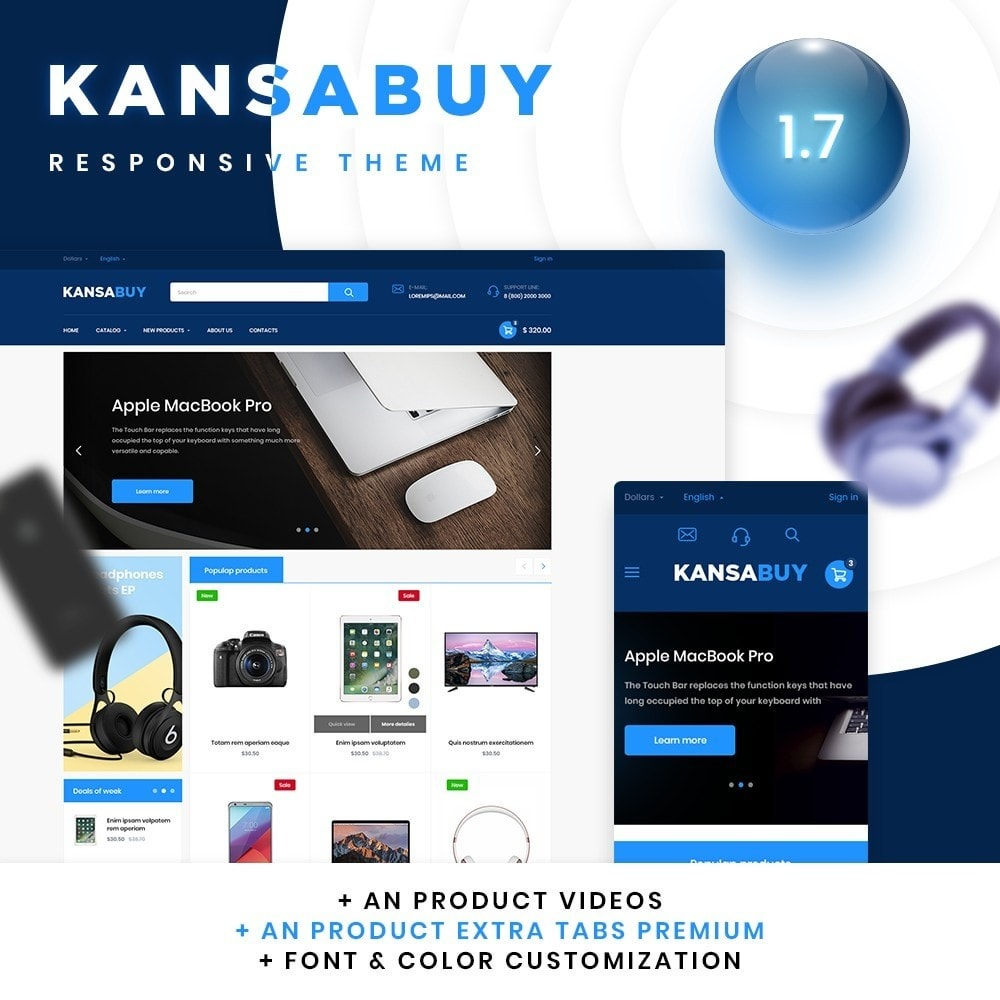 Kansabuy - High-tech Shop
