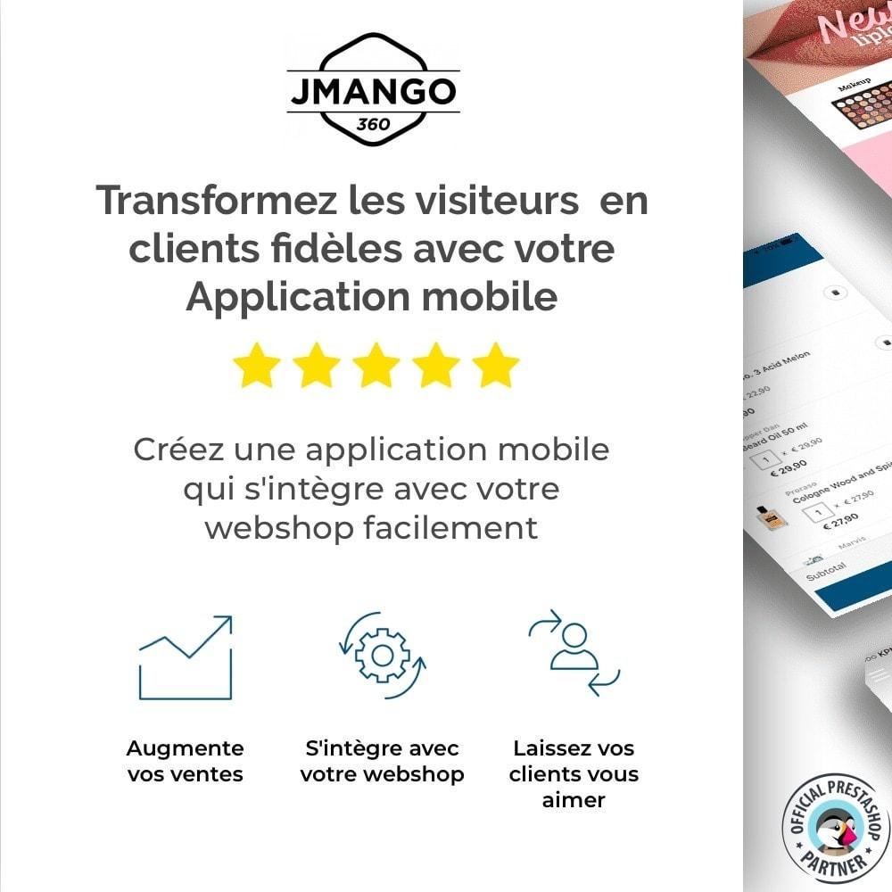 module - Mobile - JMango360 Développeur d'Apps Mobiles - 1