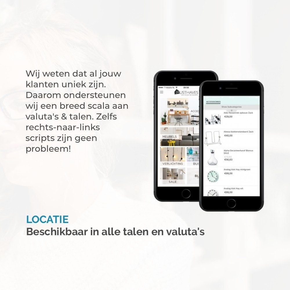 module - Mobiele apparaten - JMango360 Mobile App builder - 10