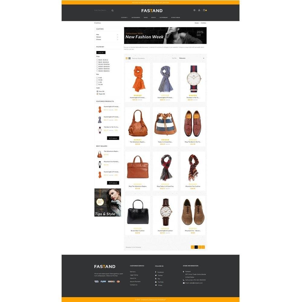 theme - Fashion & Shoes - Fastand Fashion Store - 3