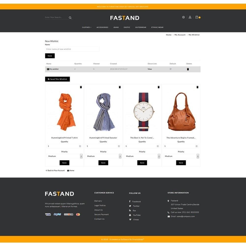 theme - Fashion & Shoes - Fastand Fashion Store - 9