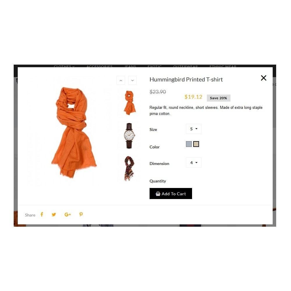 theme - Fashion & Shoes - Fastand Fashion Store - 10