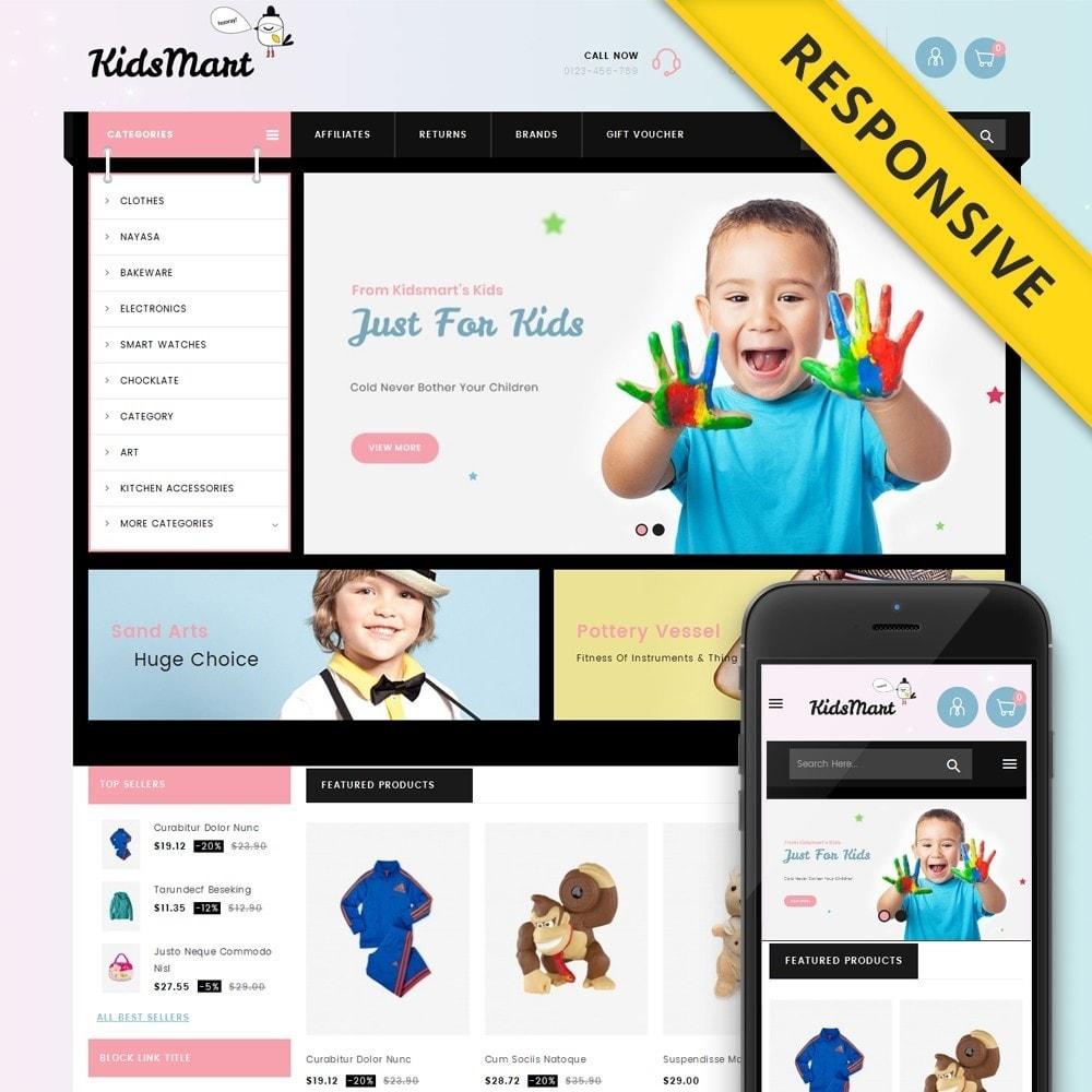 Kids Mart Store